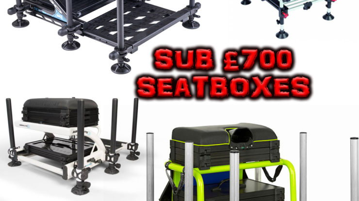 The best sub-£700 fishing seatboxes – BobCo Blog